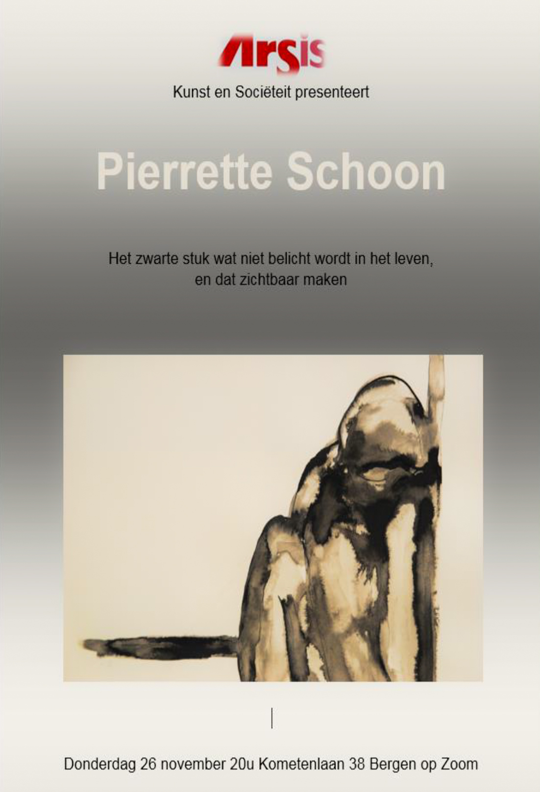 Pierrette Schoon presenteert zich