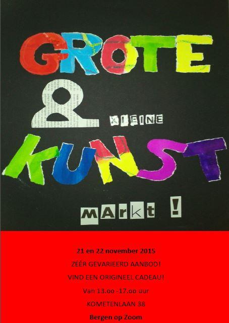 Poster Kunstmarkt