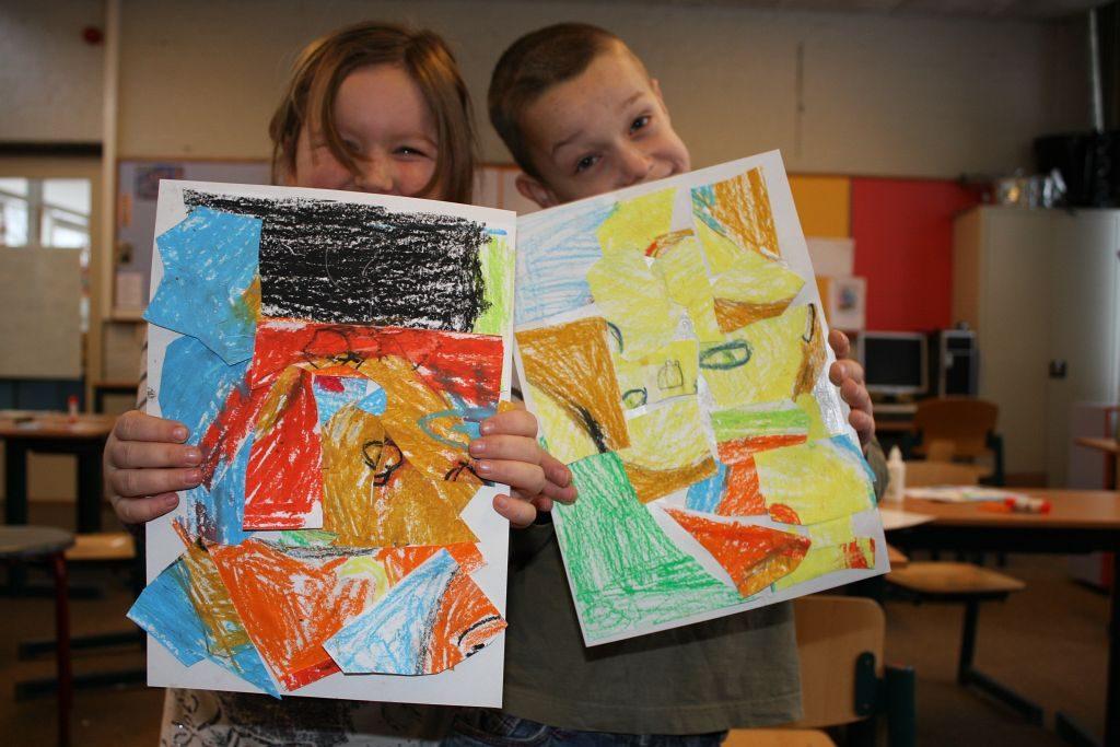 Ongebruikt Basisonderwijs Groep 4 (1) - Stichting Arsis kunst en sociëteit JA-61