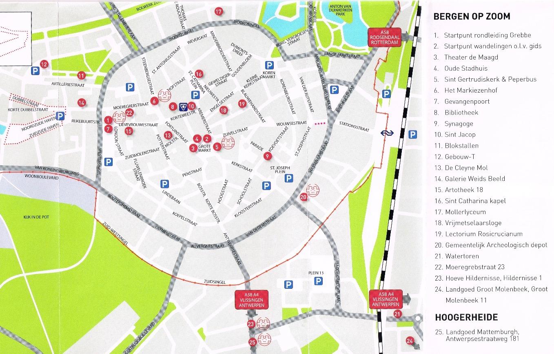 Kunsten in de Monumenten 2016 <br>Project van Arsis Bergen op Zoom