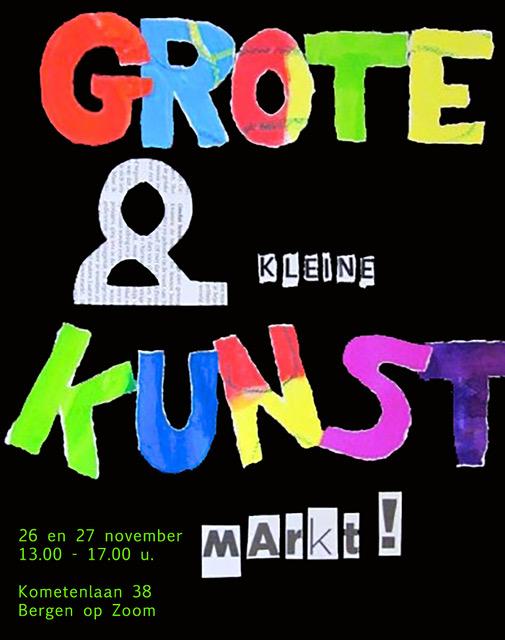 Kunstmarkt bij Arsis