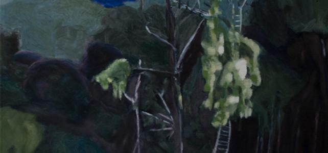 Oktober expositie van Corine Heijmans bij Galerie Arsis:  'Zou alles daar anders zijn?'