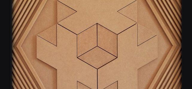 December expositie in Galerie Arsis…  Frits Sonnenberg presenteert Poëtische geometrie
