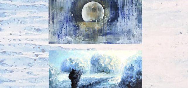 Juli expositie in Galerie Arsis,  Mireille Corsten en Hans Timmermans 6-29 juli 2018