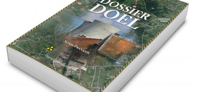 """Donderdag presentatie: Sonn Franken zal meer vertellen over zijn schrijversachtergrond en met name ingaan op het ontstaan van zijn laatste boek: """"Dossier Doel""""."""