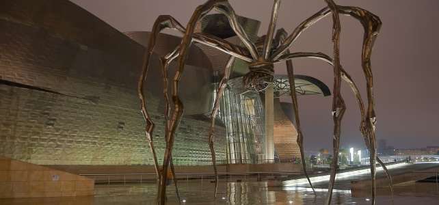 Thema avond over Louise Bourgeois